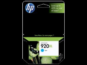 HP-920XL-Cyan