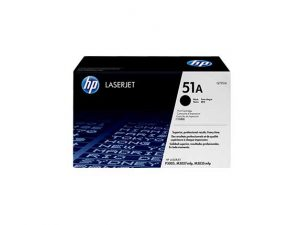 HP Q7551A Black Original LaserJet Toner Cartridge