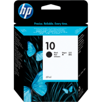 HP 10 Black Ink Cartridge