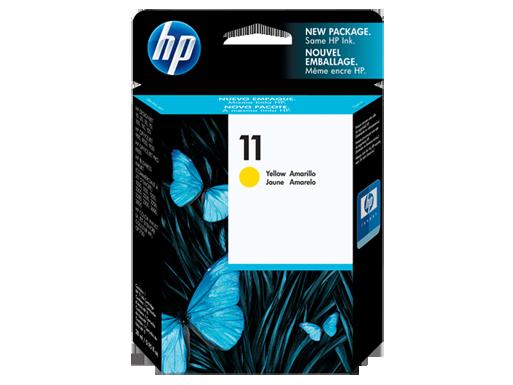 Jual HP 11 Yellow Ink Cartridge