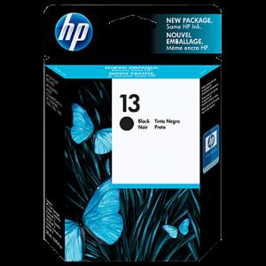 HP 13 Black Ink Cartridge