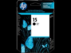 Jual HP 15 Black Ink Cartridge