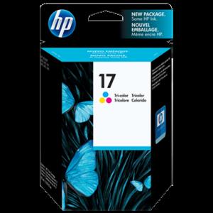 Jual HP 17 Tri-Color Ink Cartridge