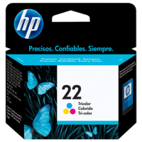 Jual HP 22 Tri-Color Ink Cartridge