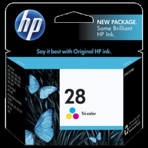 Jual HP 28 Tri-Color Ink Cartridge