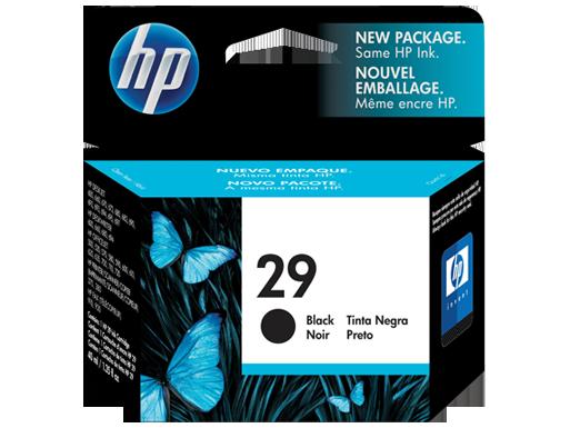 Jual HP 29 Black Ink Cartridge