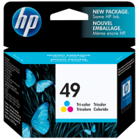 Jual HP 49 Tri-Color Ink Cartridge