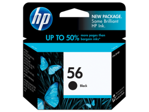 Jual HP 56 Black Ink Cartridge