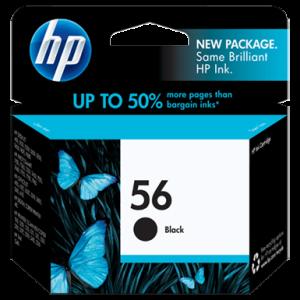 Jual HP 56 Black Ink Cartridge