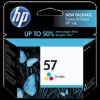 HP 57 Tri-Color Ink Cartridge