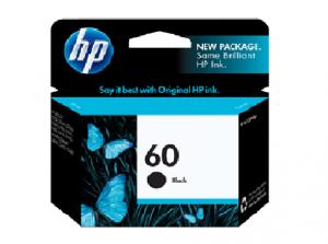 Jual HP 60 Black Ink Cartridge