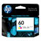 Jual HP 60 Tri-Color Ink Cartridge