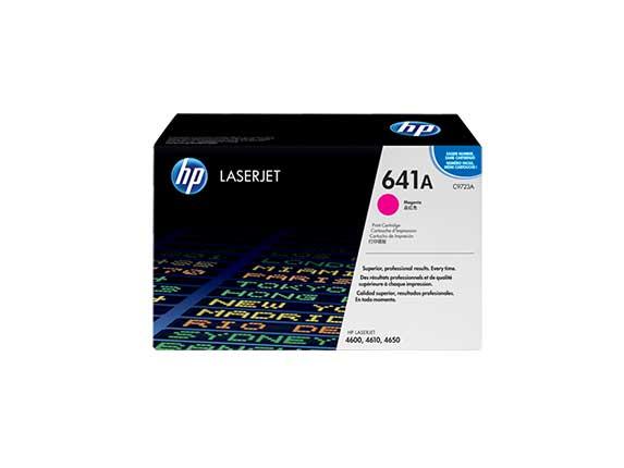 HP C9723A Magenta Original LaserJet Toner Cartridge