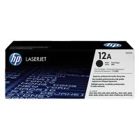 HP Q2612A Black Original LaserJet Toner Cartridge